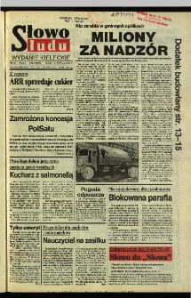 Słowo Ludu 1994, XLIV, nr 184