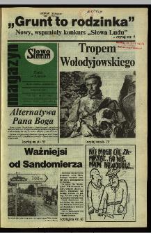 Słowo Ludu 1994, XLV, nr 191 (magazyn)