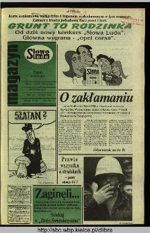 Słowo Ludu 1994, XLV, nr 197 (magazyn)