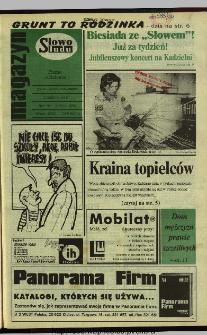 Słowo Ludu 1994, XLV, nr 203 (magazyn)