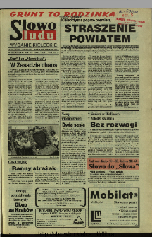 Słowo Ludu 1994, XLIV, nr 205