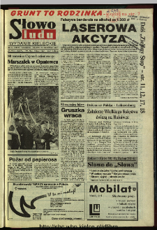 Słowo Ludu 1994, XLIV, nr 223