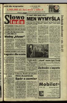 Słowo Ludu 1994, XLV nr 243