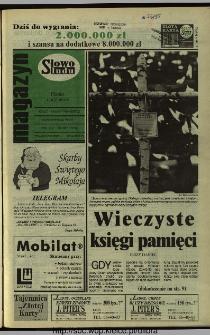 Słowo Ludu 1994, XLV, nr 251 (magazyn)