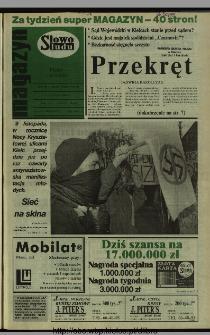 Słowo Ludu 1994, XLV, nr 256 (magazyn)
