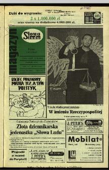 Słowo Ludu 1994, XLV, nr 279 (magazyn)