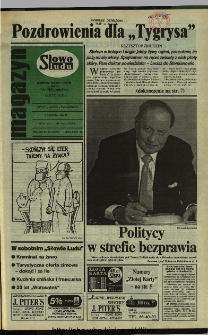 Słowo Ludu 1994, XLV, nr 285 (magazyn)