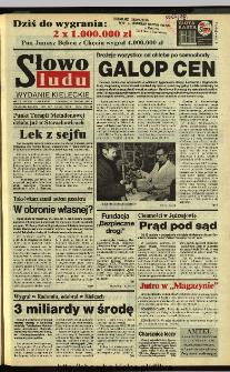 Słowo Ludu 1994, XLV, nr 290