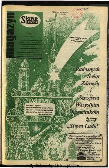 Słowo Ludu 1994, XLV, nr 297 (magazyn)