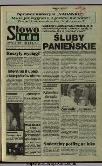 Słowo Ludu 1995, XLV, nr 12