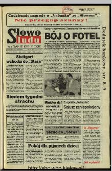 Słowo Ludu 1995, XLV, nr 15