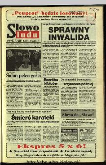 Słowo Ludu 1995, XLV, nr 43