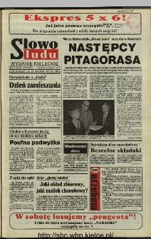 Słowo Ludu 1995, XLV, nr 46