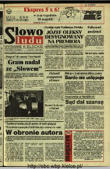 Słowo Ludu 1995, XLV, nr 52