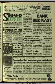 Słowo Ludu 1995, XLV, nr 54