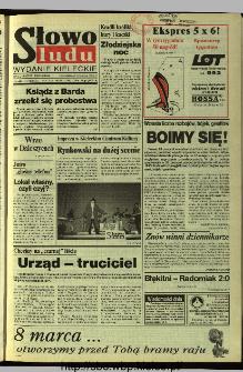 Słowo Ludu 1995, XLV, nr 55