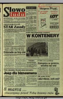 Słowo Ludu 1995, XLV, nr 56