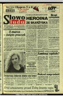 Słowo Ludu 1995, XLV, nr 57