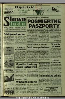 Słowo Ludu 1995, XLV, nr 60