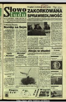 Słowo Ludu 1995, XLV, nr 66