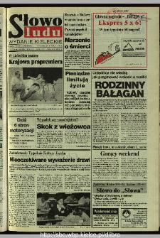 Słowo Ludu 1995, XLV, nr 67