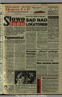 Słowo Ludu 1995, XLV, nr 70