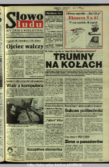 Słowo Ludu 1995, XLV, nr 73