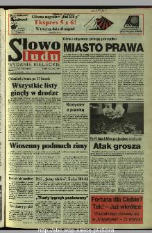 Słowo Ludu 1995, XLV, nr 75