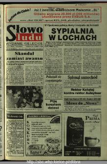 Słowo Ludu 1995, XLV, nr 79