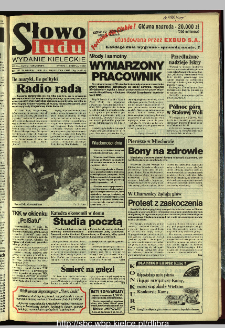 Słowo Ludu 1995, XLV, nr 86