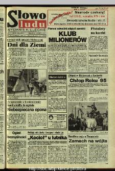 Słowo Ludu 1995, XLV, nr 95
