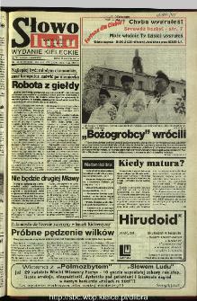 Słowo Ludu 1995, XLV, nr 97