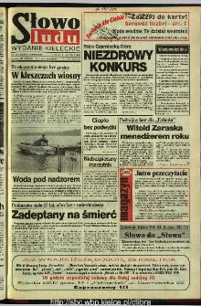 Słowo Ludu 1995, XLV, nr 98