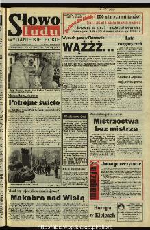 Słowo Ludu 1995, XLV, nr 102
