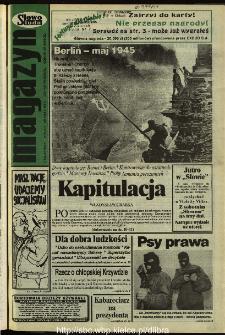 Słowo Ludu 1995, XLV, nr 103 (magazyn)