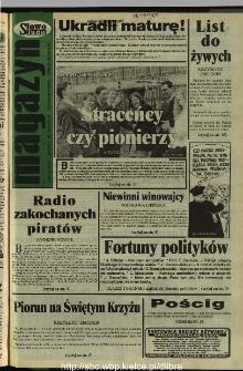 Słowo Ludu 1995, XLV, nr 108 (magazyn)