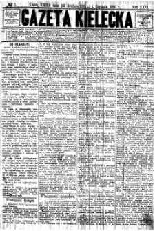 Gazeta Kielecka, 1896, R.27, nr 33