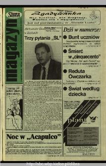 Słowo Ludu 1995, XLV, nr 126 (magazyn)