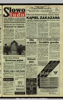 Słowo Ludu 1995, XLV, nr 128 (Nad Wisłą i Kamienną)