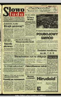 Słowo Ludu 1995, XLV, nr 130 (Nad Wisłą i Kamienną)