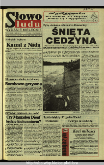 Słowo Ludu 1995, XLV, nr 131