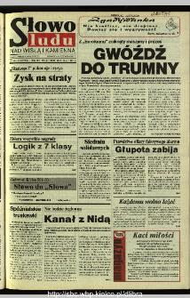Słowo Ludu 1995, XLV, nr 131 (Nad Wisłą i Kamienną)