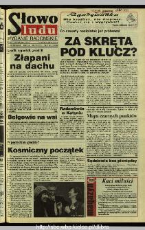 Słowo Ludu 1995, XLV, nr 131 (radomskie)