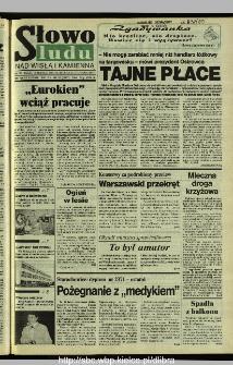 Słowo Ludu 1995, XLV, nr 133 (Nad Wisłą i Kamienną)