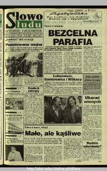 Słowo Ludu 1995, XLV, nr 133 (radomskie)