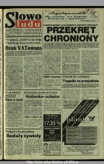 Słowo Ludu 1995, XLV, nr 134 (Nad Wisłą i Kamienną)