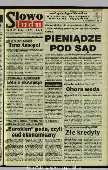 Słowo Ludu 1995, XLV, nr 135 (Nad Wisłą i Kamienną)