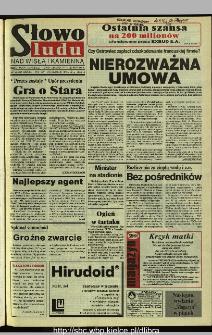 Słowo Ludu 1995, XLV, nr 136 (Nad Wisłą i Kamienną)