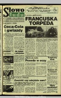 Słowo Ludu 1995, XLV, nr 138 (radomskie)