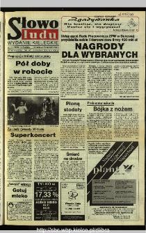 Słowo Ludu 1995, XLV, nr 139